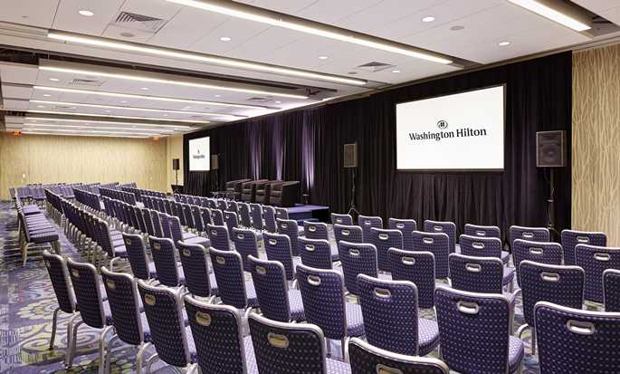 Hilton Washington Hotel, USA – Meetingraum