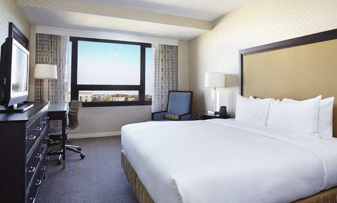 Hilton Washington Hotel, USA – Zimmer mit Kingsize-Bett