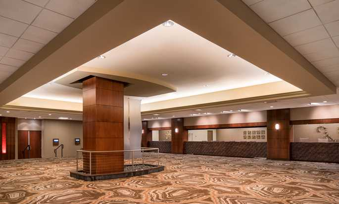 Hilton Denver City Center Hotel, CO, USA – Foyer