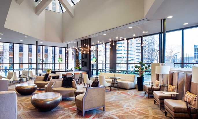 Hilton Denver City Center Hotel, CO, USA – Innenansicht