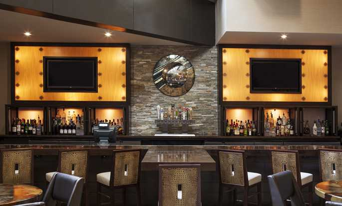 Hilton Denver City Center Hotel, CO, USA – Bar