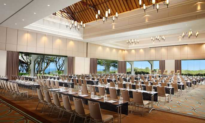 Hilton Bali Resort, Indonesien – Events