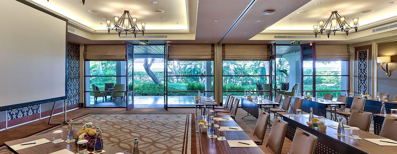 Hilton Bali Resort, Indonesien– Breakout-Raum des Graha Paruman