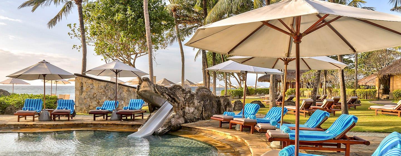 Hilton Bali Resort, Indonesien– Kinderfreundliche Einrichtungen