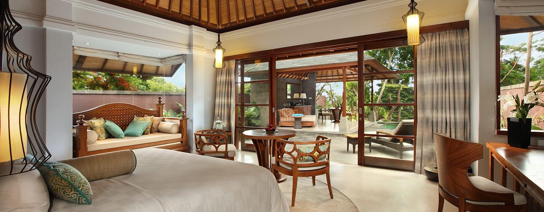 Hilton Bali Resort, Indonesien – Nusa Dua Villa mit Swimmingpool