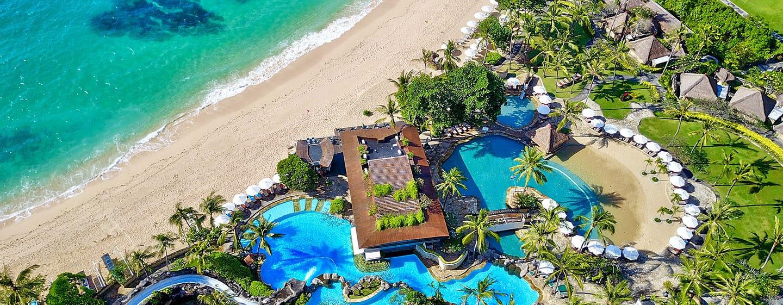 Hilton Bali Resort, Indonesien – Swimmingpools