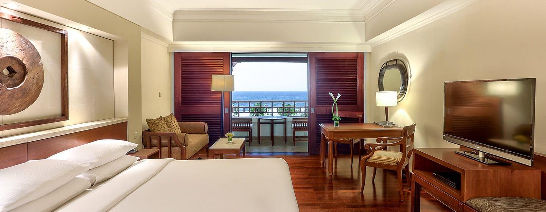 Hilton Bali Resort, Indonesien – Executive Zimmer mit Meerblick