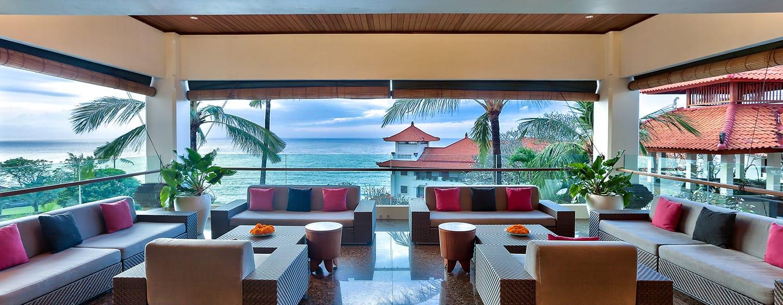 Hilton Bali Resort, Indonesien– Lobby-Bereich
