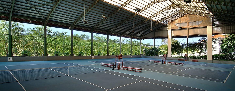 Hilton Bali Resort, Indonesien– Tennisplatz