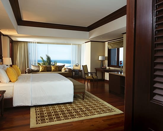 Hilton Bali Resort, Indonesien – Royal Suite mit Meerblick