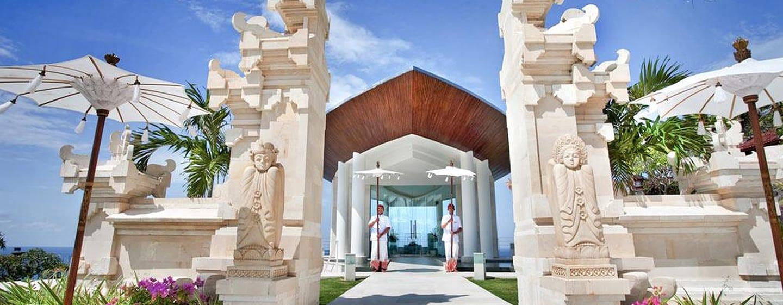 Hilton Bali Resort, Indonesien – Hochzeitskapelle Wiwaha