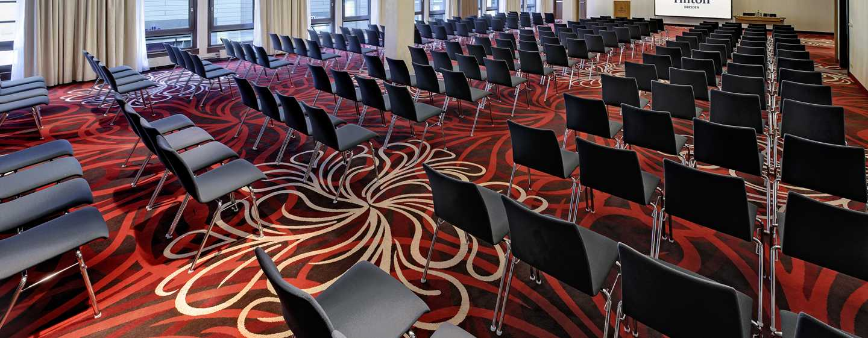 Veranstaltungsfläche im Hilton Dresden