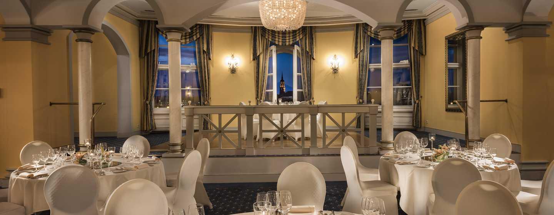 Hilton Dresden Hotel – Historischer Salon Europa