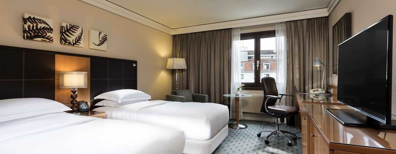 Hilton Dresden Hotel – Twin Hilton Executive Zimmer