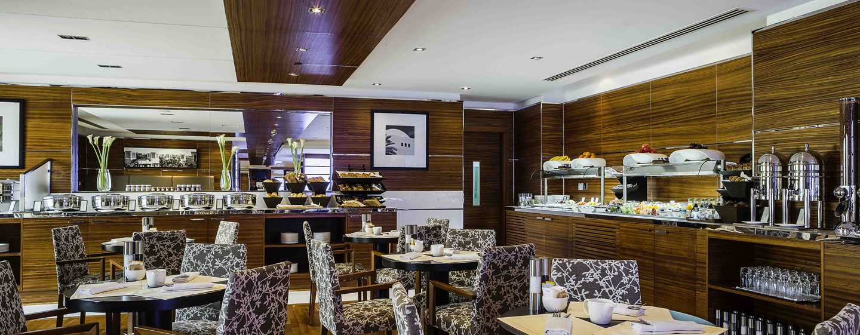 Hilton Dubai The Walk Hotel, VAE– Executive Lounge