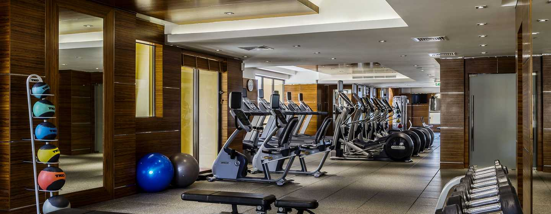 Hilton Dubai The Walk Hotel, VAE – Fitnesscenter