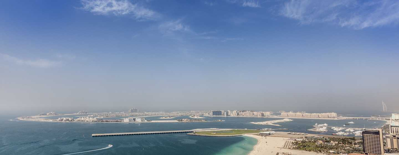 Hilton Dubai The Walk Hotel, VAE – Ausblick
