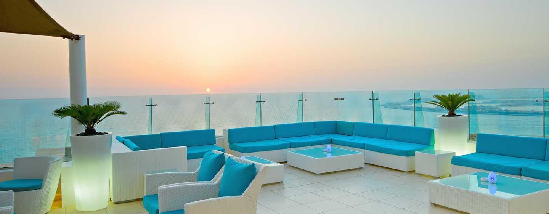 Hilton Dubai The Walk, VAE – PURE Sky Lounge