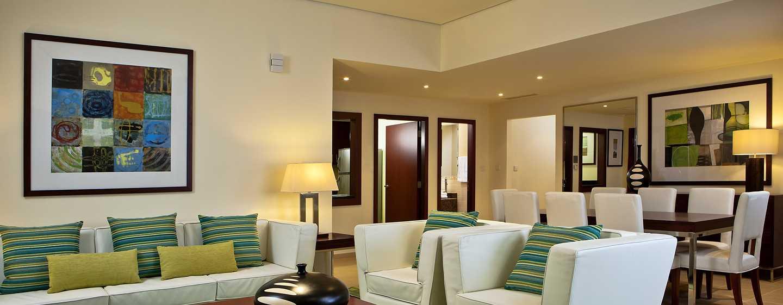 Hilton Dubai The Walk – Apartment mit zwei Schlafzimmern