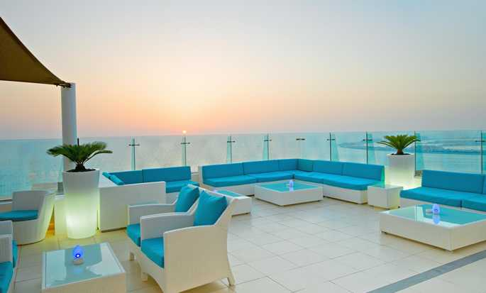 Hilton Dubai The Walk Hotel, VAE – Pure Sky Lounge