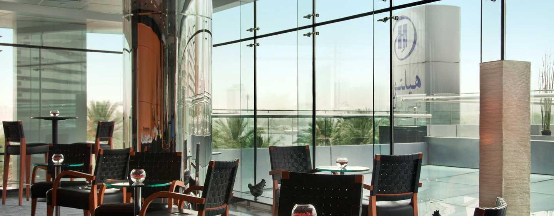 Hilton Dubai Creek Hotel, VAE– Executive Lounge