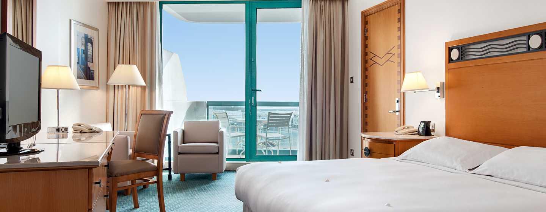Hilton Dubai Jumeirah Hotel, Dubai, VAE– Barrierefreies Zimmer