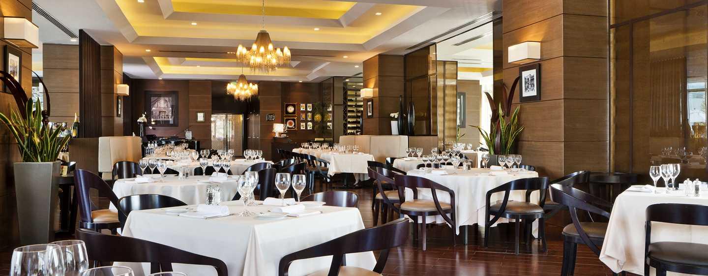 """Hilton Dubai Jumeirah Hotel, Dubai, VAE– Restaurant """"BiCE"""""""