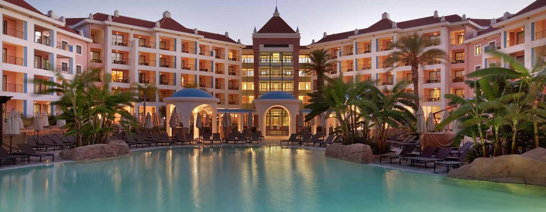 Hilton Vilamoura As Cascatas Golf Resort & Spa, Portugal – Außenbereich des Hotels