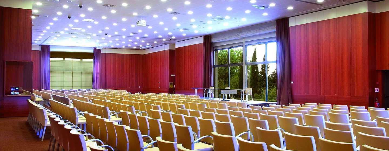 Hilton Florence Metropole Hotel, Italien– Meetingraum auf der erstenEtage