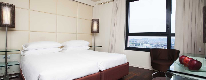 Hilton Florence Metropole Hotel, Italien– Zweibettzimmer