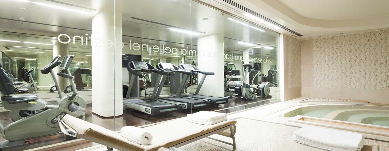 Hilton Florence Metropole Hotel, Italien– Fitnessbereich