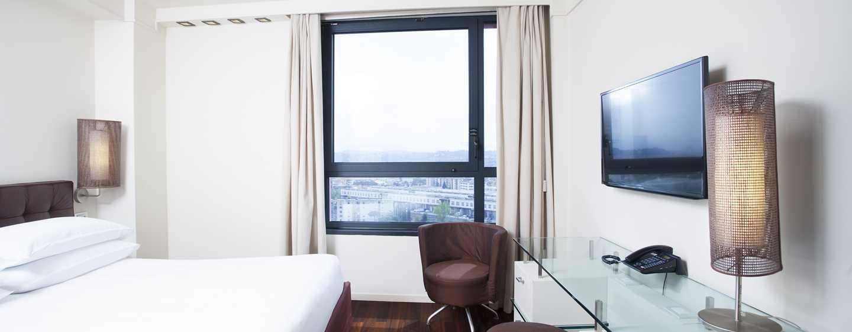 Hilton Florence Metropole Hotel, Italien– Badezimmer