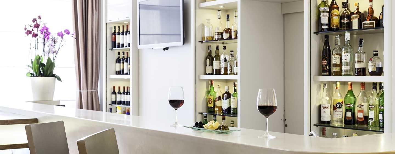 Hilton Florence Metropole Hotel, Italien – Lounge-Bar