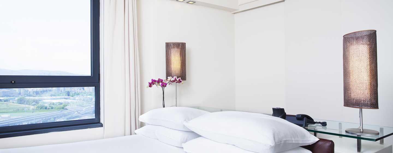 Hilton Florence Metropole Hotel, Italien– Deluxe Zimmer