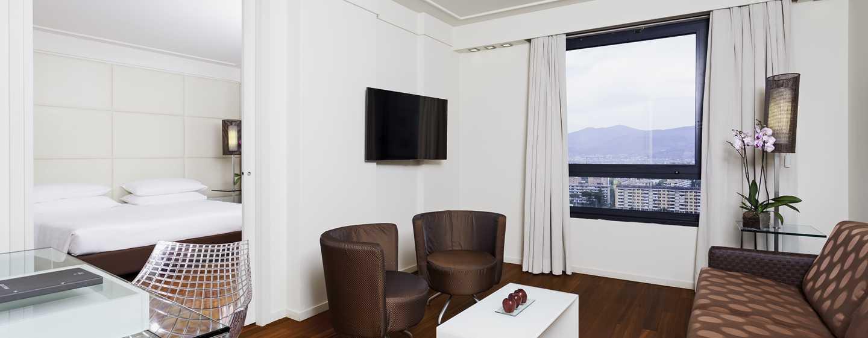 Hilton Florence Metropole Hotel, Italien– Wohnbereich