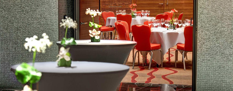 Hotel Foyer Frankfurt : Hilton frankfurt airport flughafenhotels in