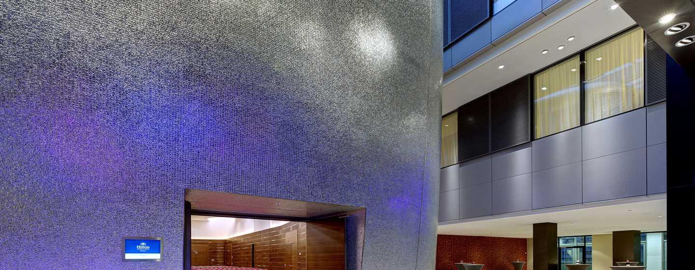Hilton Frankfurt Airport Hotel, Deutschland– Ballsaal Globe und Foyer