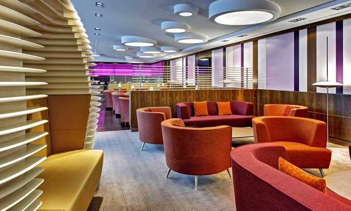 Hilton Frankfurt Airport Hotel, Deutschland – Executive Lounge