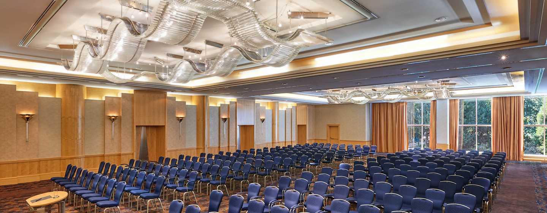 Hilton Frankfurt City Centre Hotel, Deutschland– Ballsaal