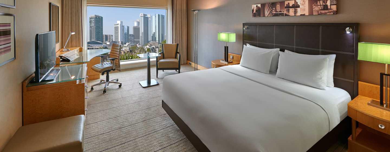 Hilton Frankfurt City Centre Hotel, Deutschland– Zimmer und Suiten