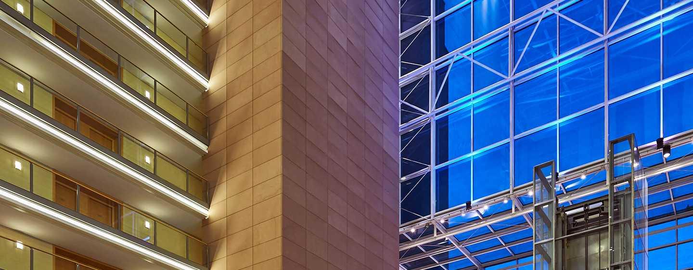 Hilton Frankfurt City Centre Hotel, Deutschland – Lobby