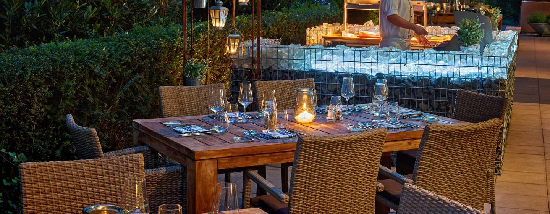 Hilton Frankfurt City Centre Hotel, Deutschland – PARK Restaurant & Terrace
