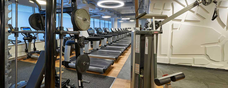 Hilton Frankfurt City Centre Hotel, Deutschland– Fitness