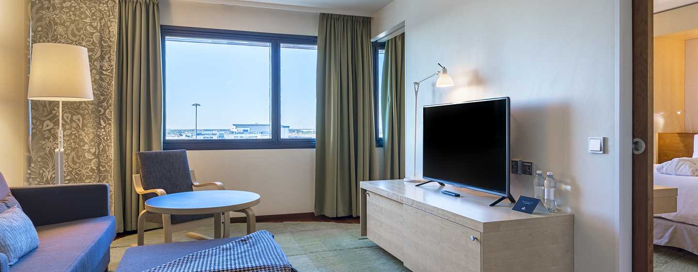 Hilton Helsinki Airport, Finnland – Junior Suite