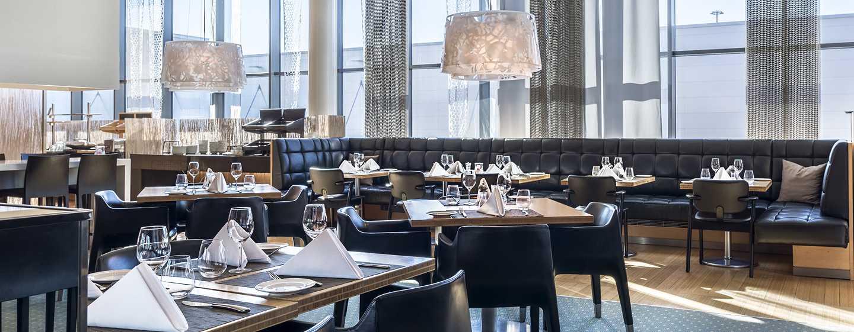 Hilton Helsinki Airport, Finnland– Restaurant Gui