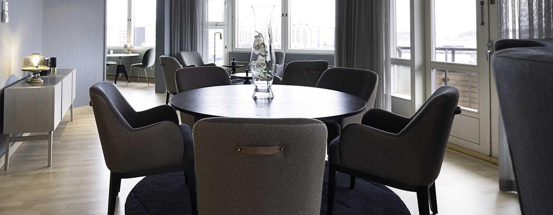 Hilton Helsinki Strand Hotel, Finnland– Executive Lounge