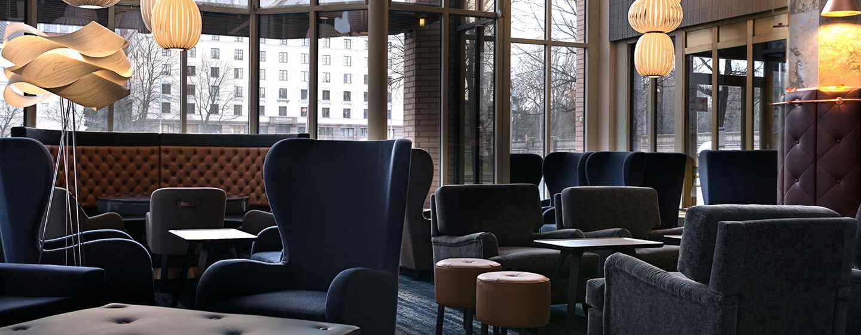 Hilton Helsinki Strand Hotel, Finnland– Restaurant BRO