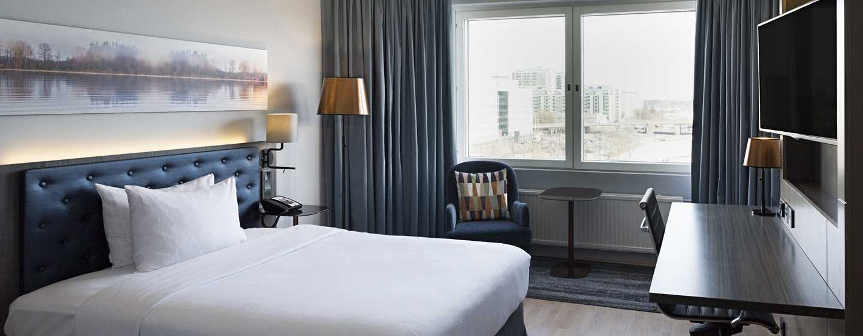 Hilton Helsinki Strand Hotel, Finnland– Plus Einzelzimmer
