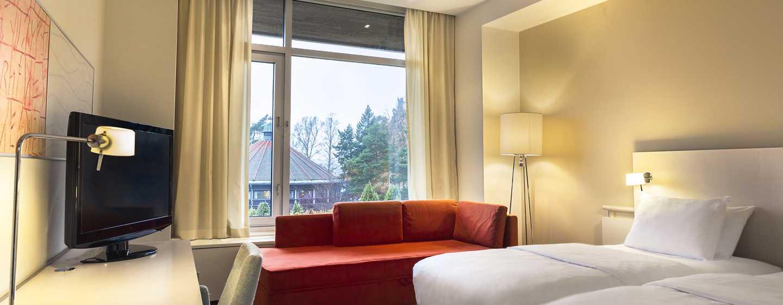 Hilton Helsinki Kalastajatorppa Hotel, Finnland– Familienzimmer