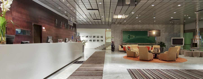 Hilton Helsinki Kalastajatorppa Hotel, Finnland– Hilton Helsinki Kalastajatorppa, Lobby